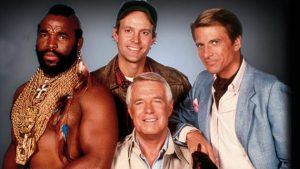 The A-Team: A Perfect RPG Party