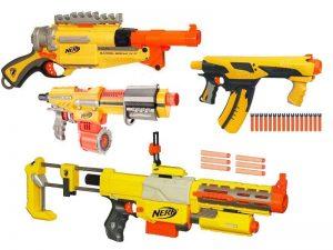 NERF Top 10 Guns 300x225 - USR Wednesdays: Gun Locker