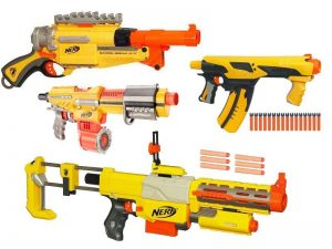 NERF Guns!