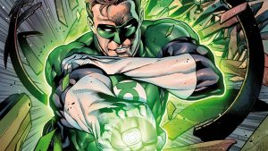 In brightest day...
