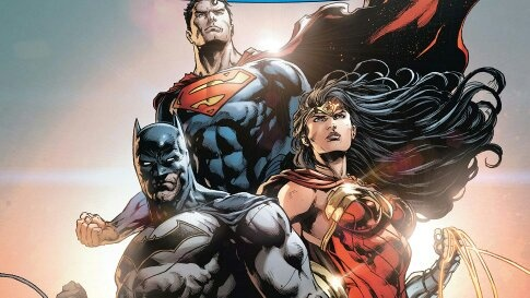 trinity - USR Wednesdays: DC Superheroes
