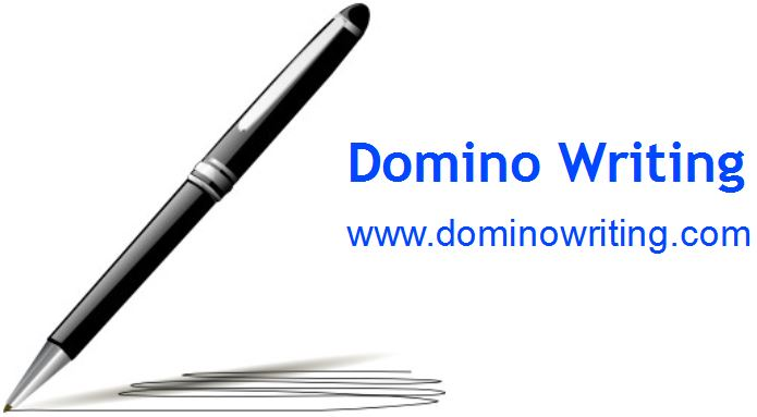 Domino Writing