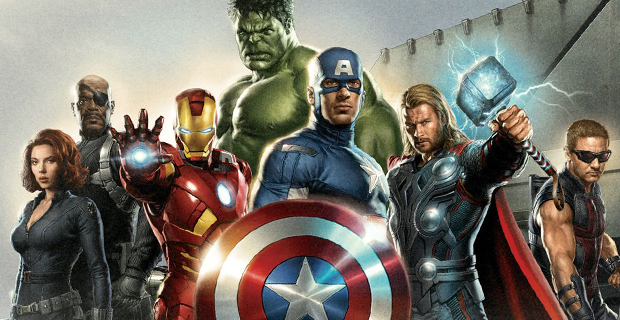 The Avengers Movie Roster Concept Art - USR Wednesdays: Superheroes part 1: Tiers